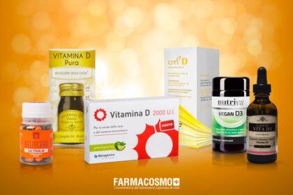 integratori di vitamina D